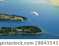 Lake Wakatipu and Queenstown, New Zealand 28643543