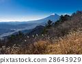 Mount Fuji and Fujiyoshida city 28643929