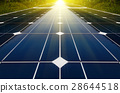 Power plant using renewable solar energy sunlight 28644518