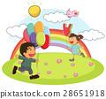 kid, student, park 28651918