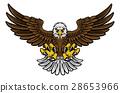 Bald Eagle Mascot 28653966