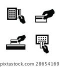 Press card a credit card 28654169