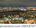 【오사카】 밤의 오사카 28658767