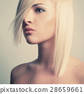 Beautiful blonde 28659661