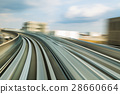 rail, railroad, railway 28660664