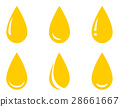 oil droplet set 28661667
