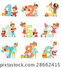 children birthday celebration 28662415
