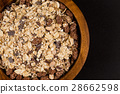 breakfast cereal granola 28662598