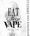 vape, cigarette, electronic 28663312
