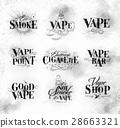 vape, cigarette, electronic 28663321