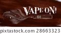 vape, cigarette, electronic 28663323