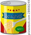 can, food, spaghetti 28668249