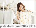 쇼핑, 장보기, 여성 28673916