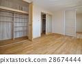 신축 주택의 양실 28674444
