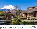 富士山 世界遺產 忍野八海 28675797