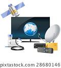 satellite, TV, equipment 28680146
