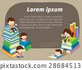 Back to school illustrationl banner 28684513