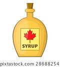 syrup, maple, bottle 28688254