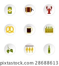 beer, festival, icon 28688613