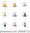 飞行 航班 图标 28688712