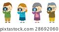 照相機 家人 家庭 28692060