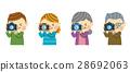 照相機 家人 家庭 28692063