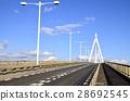 konohana bridge, gulf coast, hokko 28692545