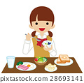 高中女生 早餐 吃 28693141