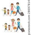 家庭旅行【簡約人物系列】 28697814