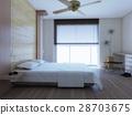 床 卧室 房间 28703675