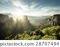 Meteora monasteries in Greece 28707494