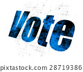 배경, 투표, 선거 28719386