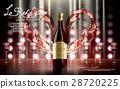 飲料 香檳 設計 28720225