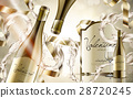 alcohol beverage champagne 28720245