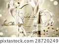 alcohol beverage champagne 28720249