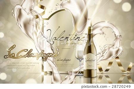 champagne valentine limited 28720249