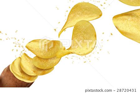 potato chips element 28720431