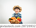 Young Child Farmer 28720932