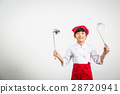 Young Child Cook 28720941