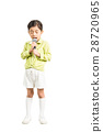 Young Child Singer 28720965