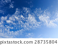 ท้องฟ้าเป็นสีฟ้า,ฤดูหนาว,เมฆ 28735804