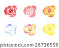 로즈, 꽃, 장미 28736559