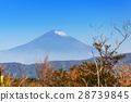Mount Fuji, highest mountain in Japan 28739845