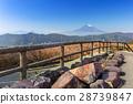 Mount Fuji, highest mountain in Japan 28739847