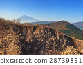 Mount Fuji, highest mountain in Japan 28739851