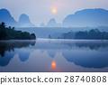 ทะเลสาบ,กระบี่,พระอาทิตย์ขึ้น 28740808