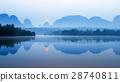 ทะเลสาบ,กระบี่,พระอาทิตย์ขึ้น 28740811