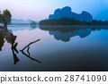 ทะเลสาบ,กระบี่,พระอาทิตย์ขึ้น 28741090