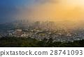 Seoul city 28741093