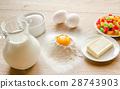 bakery, butter, eggs 28743903